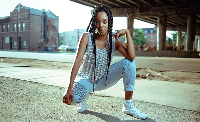 Making Waves: Jamila Woods