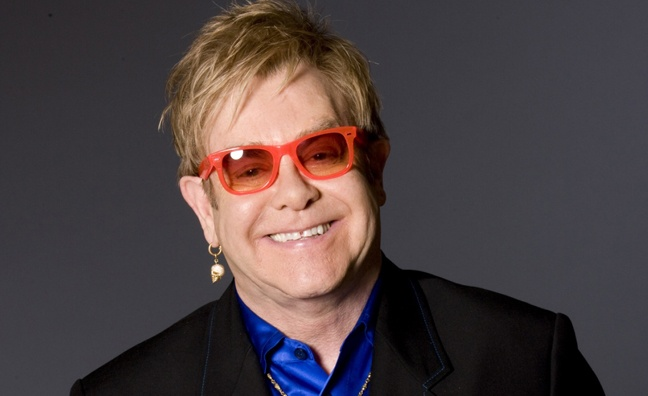 Elton John cancels upcoming live performances in America after contracting bacterial infection