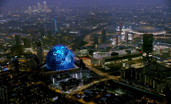 What MSG Sphere London could mean for the capital's arena scene