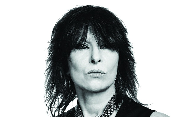 Chrissie Hynde signs to BMG for songwriting catalogue
