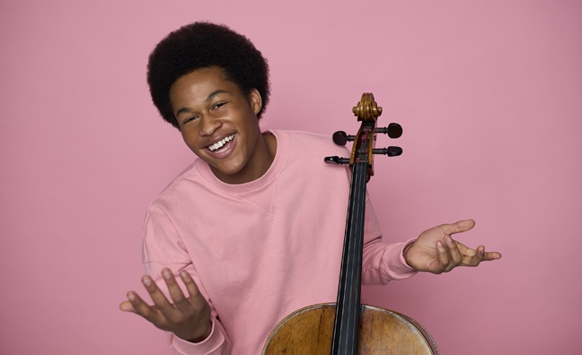 'This is just the beginning': Decca's Rebecca Allen on Q1 breakthrough act Sheku Kanneh-Mason