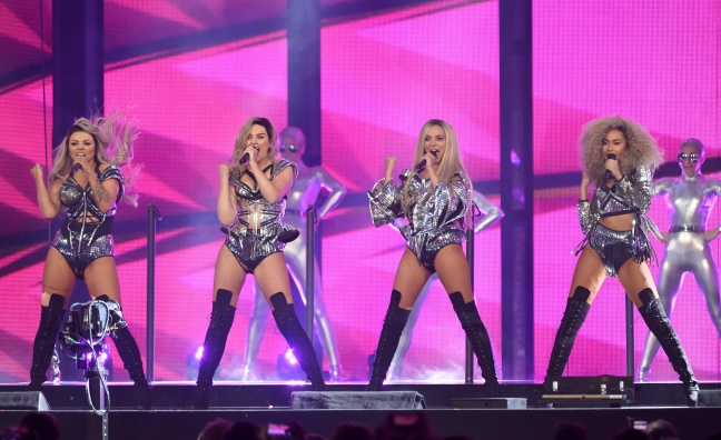 'Pop groups work 10 times harder than rock bands': Q&A with Little Mix agent John Giddings