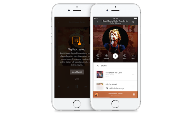 Pandora launches into streaming market with new Premium service