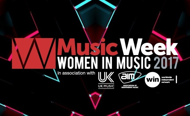 Music Week Women In Music 2017: Meet this year's game-changing Roll Of Honour executives