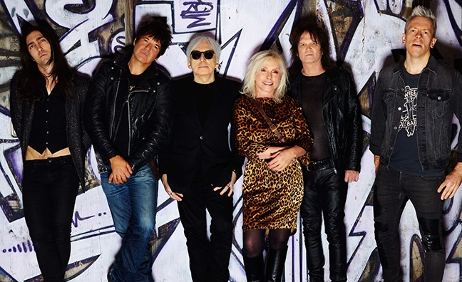 Blondie announce extra London show at O2 Brixton Academy