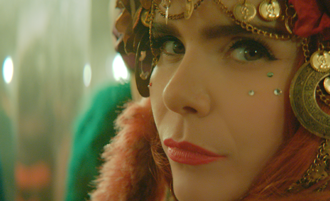 'You're seeing her story': Paloma Faith scores hit with Skoda sync