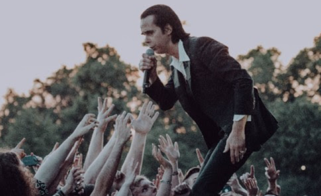 'He's a remarkable performer': Brian Message talks Nick Cave live