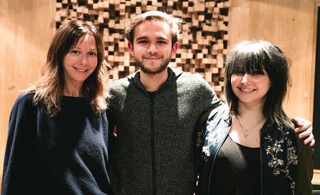 UMPG signs exclusive, worldwide publishing deal with Zedd