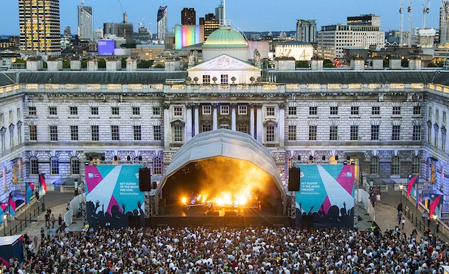 Sigrid, Metronomy, Jorja Smith to play Somerset House 2018 shows