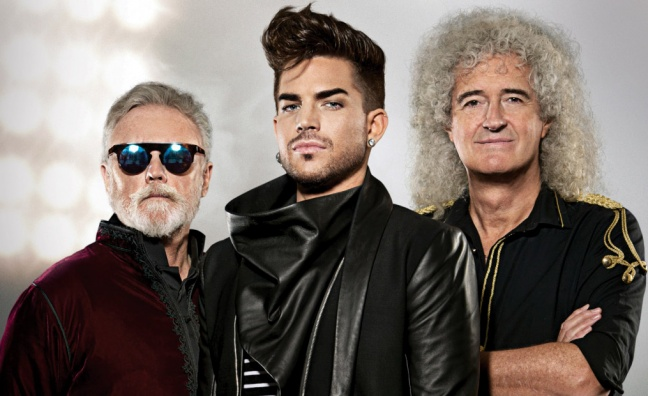 Queen + Adam Lambert team up with Twickets on upcoming UK and Ireland tour