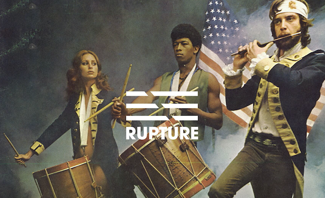 Advertising agency Rupture signs distribution deals with Sony and The Orchard