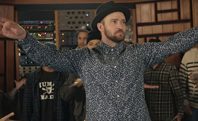 Justin Timberlake to star at next year's Super Bowl half-time show