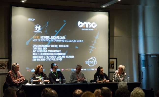 Brighton Music Conference grows again