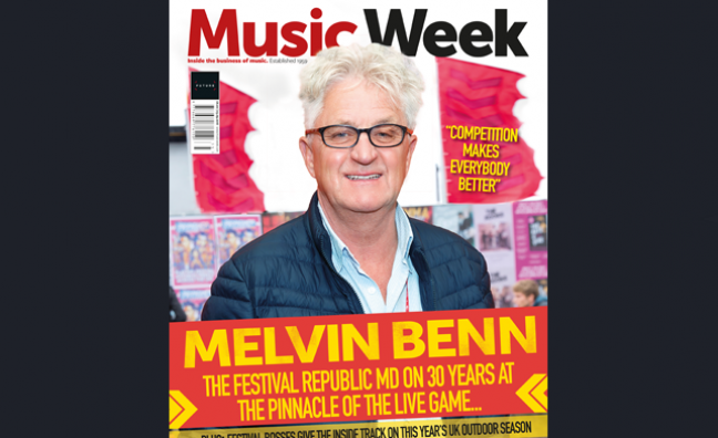 New edition of Music Week out now