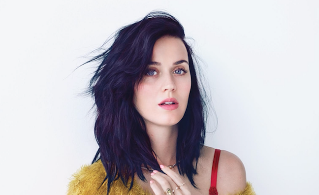 Katy Perry confirmed to play the Grammy Awards