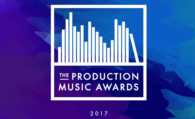 Production Music Awards honours sync talent