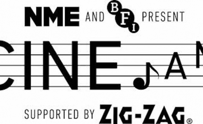 NME, BFI and Zig-Zag unite for Cinejam film festival