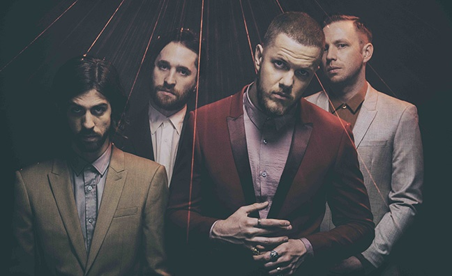 Imagine Dragons on the making of their third album Evolve
