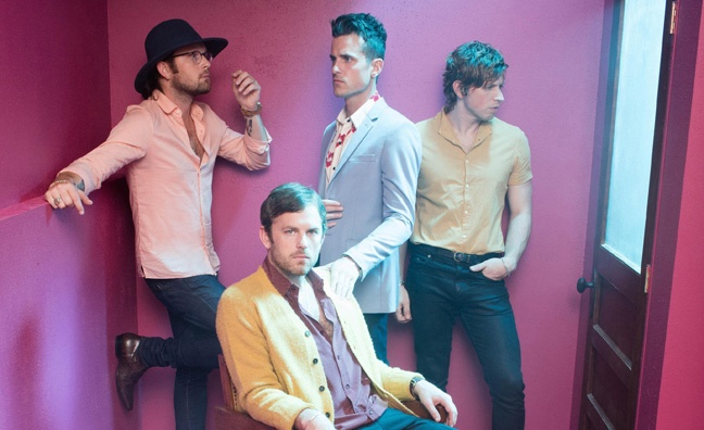Kings of Leon to headline British Summer Time Hyde Park