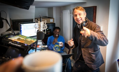 Gilles Peterson launches worldwide FM radio station