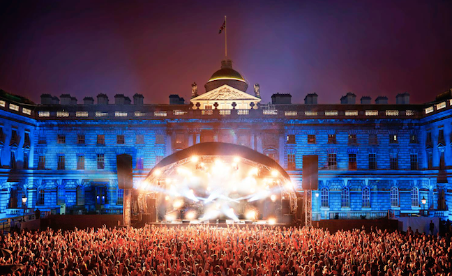 Somerset House Summer Series 2017 headliners announced