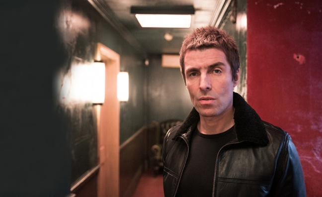 Liam Gallagher announces biggest headline solo show to date