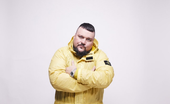 'I need to be where the future is': Charlie Sloth takes Fire In The Booth to Beats 1