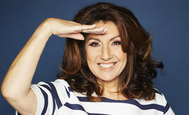 'She's the original reality TV artist': Absolute talk Top 10 success for Jane McDonald
