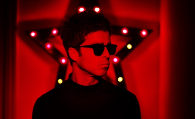 Noel Gallagher's High Flying Birds drop Holy Mountain track