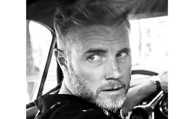 Gary Barlow teams up with Twickets for 2018 solo tour