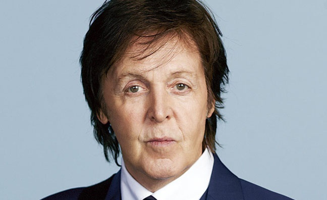Paul McCartney releases double A-Side single, reveals album details