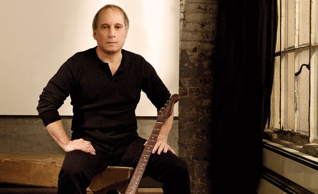 Paul Simon announces new album In The Blue Light