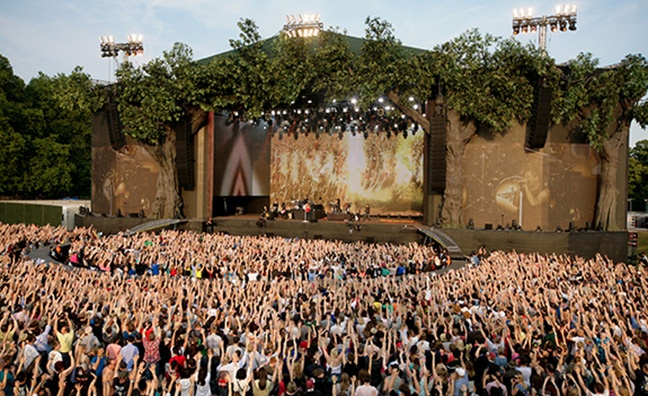British Summer Time Hyde Park on track for sell-out success