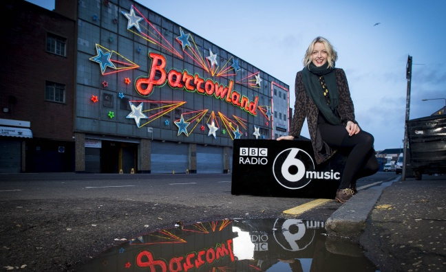 6 Music Festival heads to Glasgow