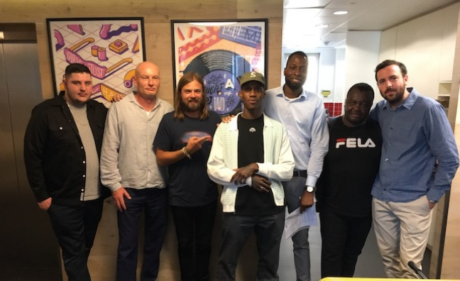 'He is a true pioneer and visionary': Sony/ATV and Stellar Songs sign Octavian