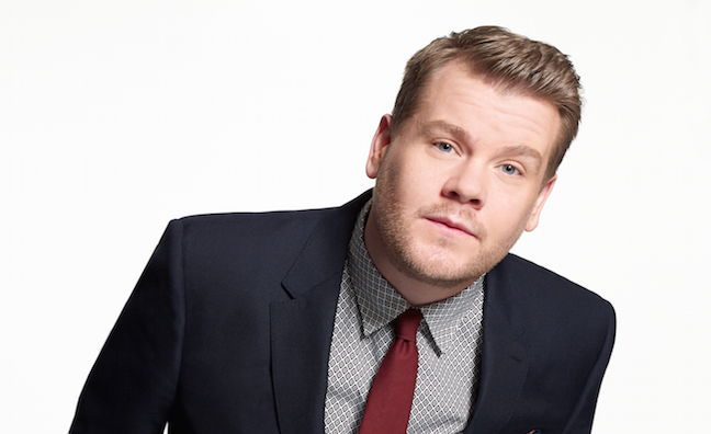 James Corden appointed partner at Fulwell 73