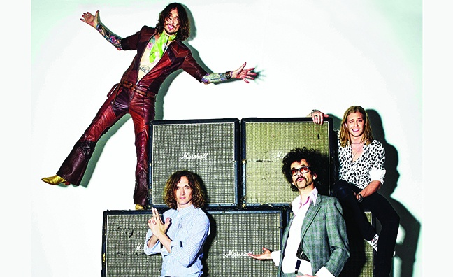 'The industry rejected us': The Darkness relive their 17-year career