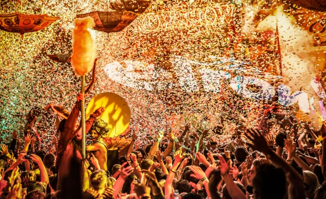 Eventbrite inks ticketing partnerships with The MJR Group and elrow