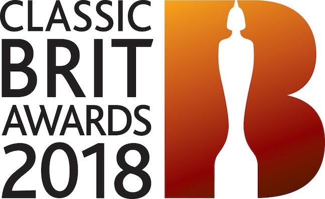 'It has captured the essence of classic music': Classic BRITs 2018 nominations revealed