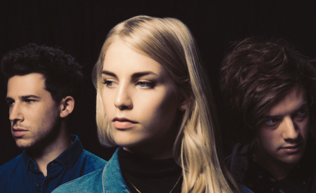 Ministry Of Sound toast London Grammar's albums chart success