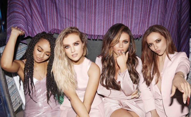 Little Mix team up with Latin boyband on new single