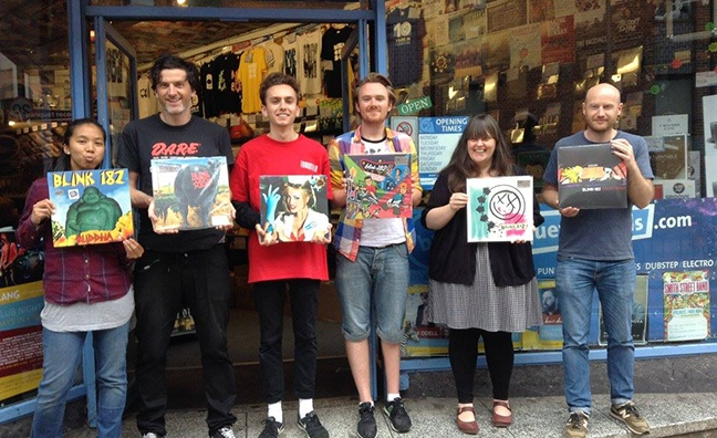 Viewpoint: Banquet's Jon Tolley on what Record Store Day really means to the music industry