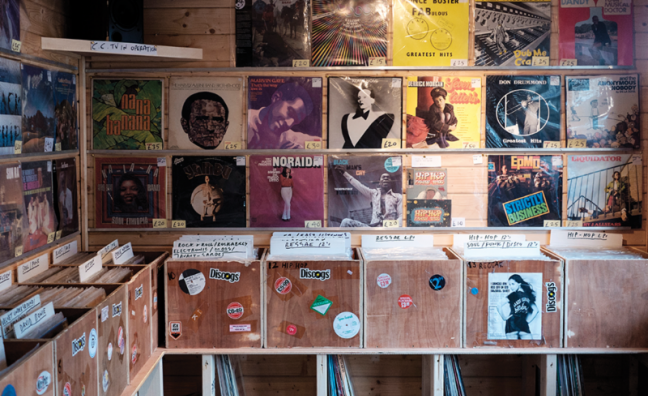 Plans revealed for first Vinyl Festival