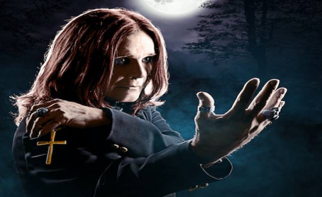 Ozzy Osbourne sues AEG over 'blatant, uncompetitive conduct'