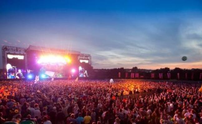 Live Nation becomes majority shareholder in Isle Of Wight Festival