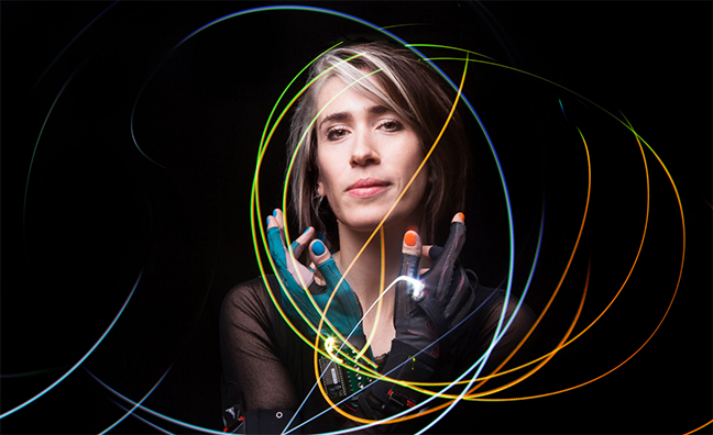 Imogen Heap pays tribute to Primary Talent's Dave Chumbley