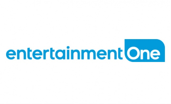 Entertainment One signs publishing deal with Bron
