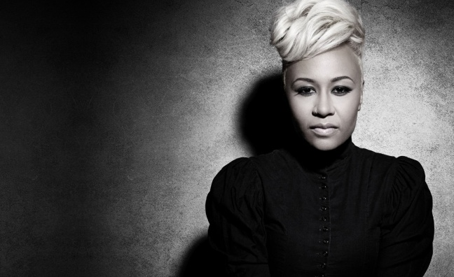 Emeli Sandé signs with WME for worldwide representation