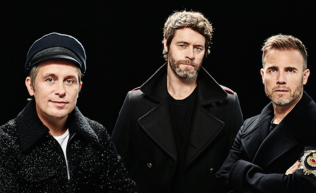 Take That announce 2017 Wonderland tour