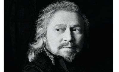 Barry Gibb on Glastonbury: 'I'd love to do it again'